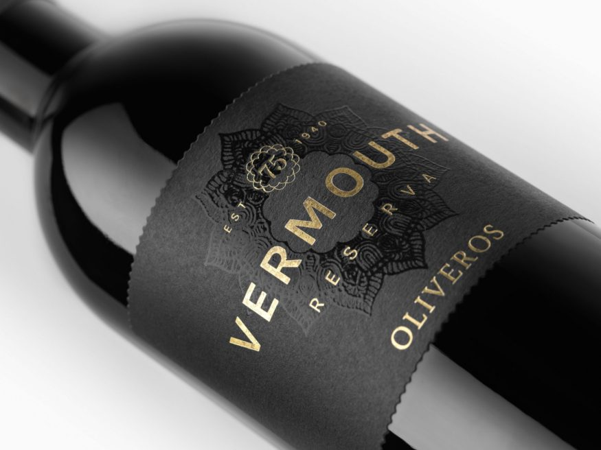 Vermouth Oliveros