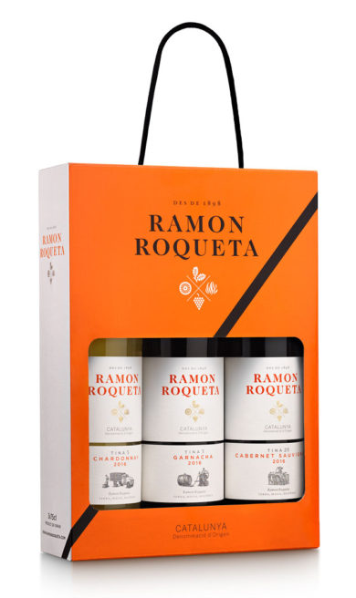 Packaging Ramón Roqueta